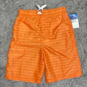 Swim Trunks Bottoms Board Shorts 14 16 Large New